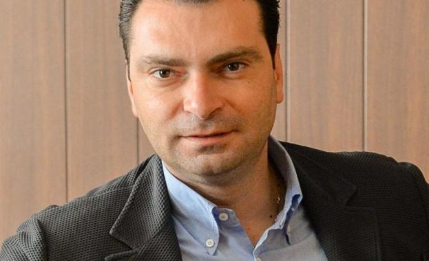 Калоян Паргов, председател на Градския съвет на БСП - София