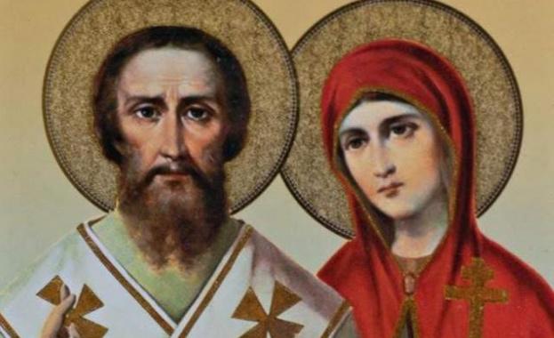 Свети свещеномъченик Киприан и света мъченица Иустина (Юстина) и мъченик Теоктист