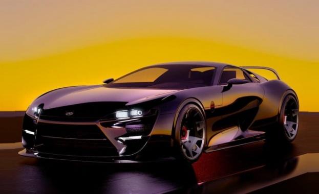 Ето как трябваше да изглежда новата Toyota Supra