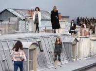 Chanel ни качи на парижките покриви