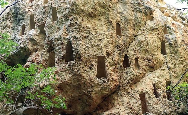 Глухите камъни - раят на златотърсачите