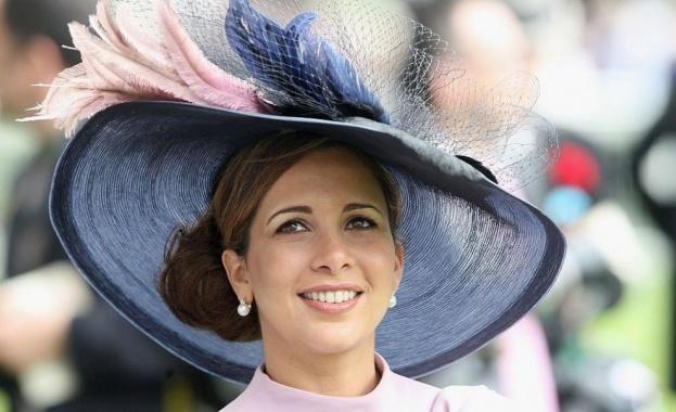 Принцеса Хая се яви в лондонски съд за делото с емира на Дубай