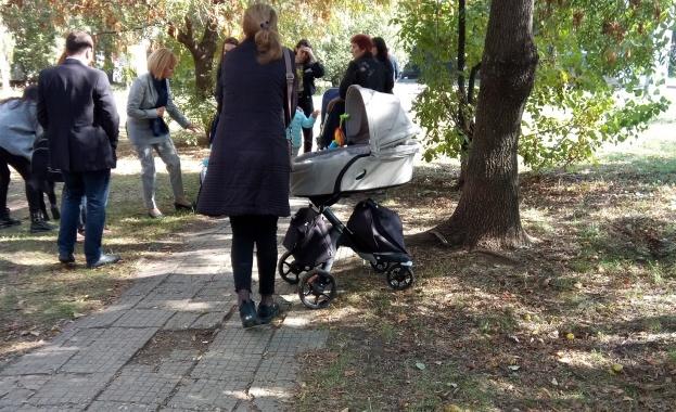 Мая Манолова: Тротоарите са изпитание за столичани