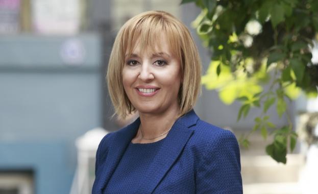 Мая Манолова: До края на мандата ще има ясла и градина за всяко дете