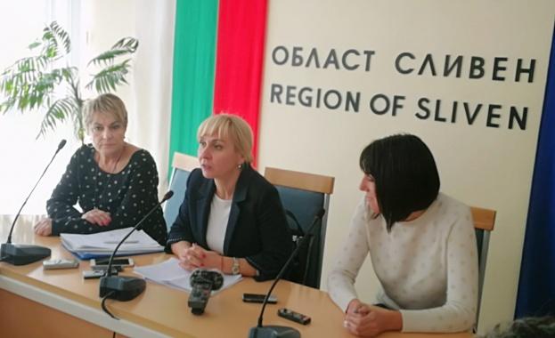 Oмбудсманът Диана Ковачева и екип от експерти на институцията изслушаха