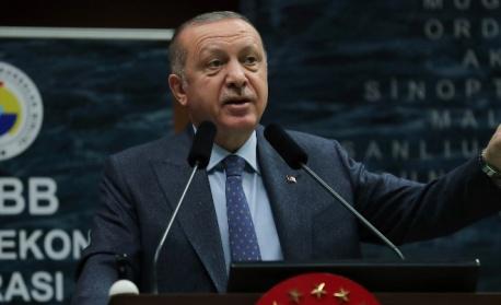 Ердоган кани Борис Джонсън, Меркел и Макрон на границата със Сирия