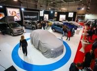 Международният автомобилен салон София 2019 отвори врати
