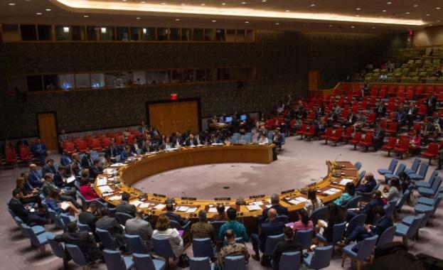 Русия блокира в Съвета за сигурност на ООН американска проектодекларация,