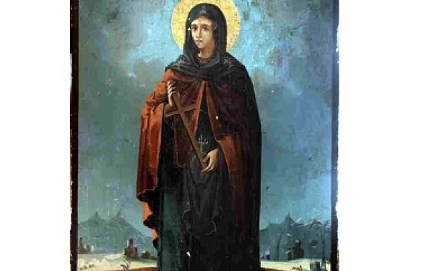 Св. преподобна Параскева Епиватска, наричана от нашия народ и Петка