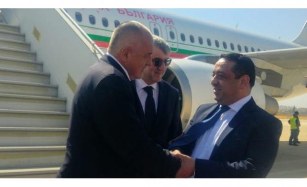 Министър-председателят Бойко Борисов пристигна на посещение в Хашемитско кралство Йордания.
