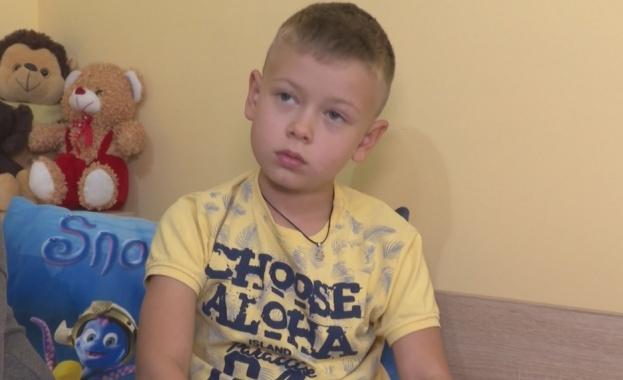 Нито една държавна институция не успя да помогне на 7-годишното
