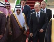Путин пристигна в Рияд с 200-членна делегация (ВИДЕО)