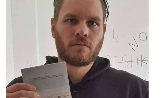 Осъденият за убийството на студента Андрей Монов – Джок Полфрийман