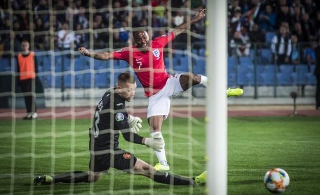 Расистките обиди на снощната европейска квалификация между България и Англия