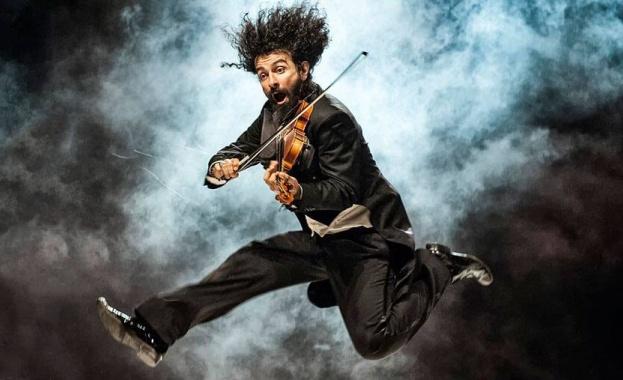 Виртуозът на цигулката, харизматичният музикант, интерпретатор и композитор Ара Маликян