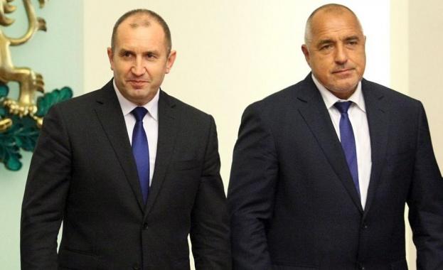Борисов при Радев за Сирия