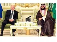 Руският президент Владимир Путин е на посещение в Саудитска Арабия