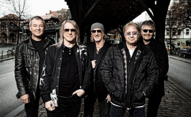 Легендите Deep Purple се завръщат на 7 декември в България