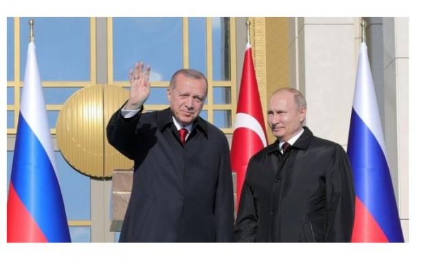 Tурският президент Реджеп Ердоган ще посети Москва по покана на