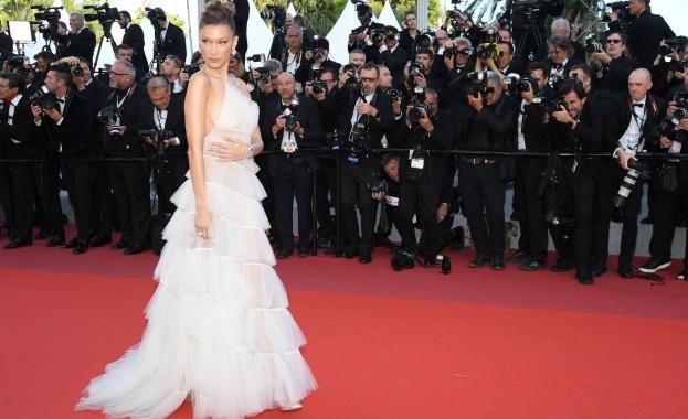 Супермоделът Бела Хадид бе обявена за най-красивата жена в света