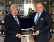 Министър Кралев се срещна с президента на световното таекуондо (СНИМКИ)
