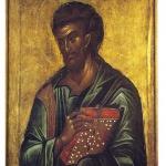 Св. апостол и евангелист Лука