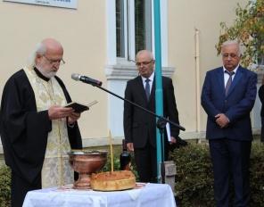 В Русе беше открита паметна плоча на Александър Конкевич