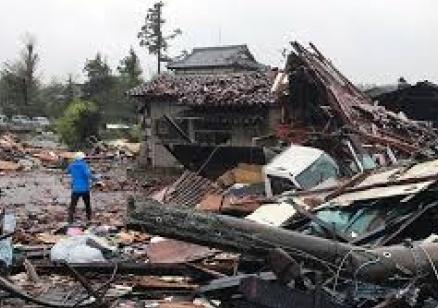 """Тайфунът """"Хагибис"""" отложи парада за възкачването на престола на новия император на Япония (СНИМКИ)"""