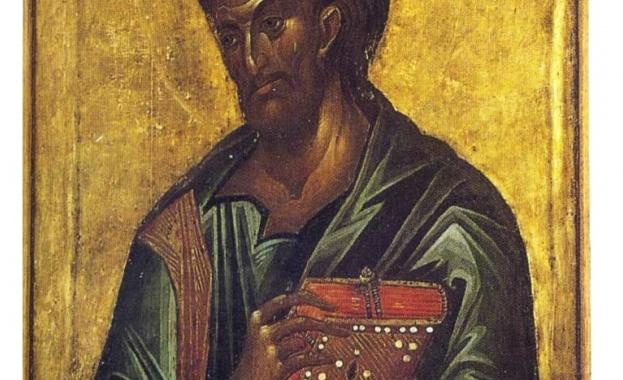 Свети Лука бил апостол от Седемдесетте и спътник на св.