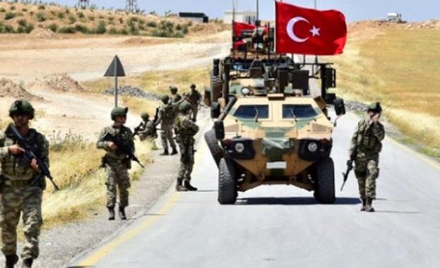Турция ще замрази за 120 часа военните действия в Сирия.