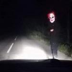 Маскиран плаши шофьорите нощем по пътя Хасково – Симеоновград