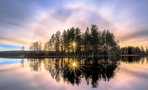 Снимка: Финландия очаква от чуждите туристи да положат клетва за вярност