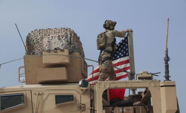 Американски войници се прехвърлиха от Сирия в северната иракска провинция