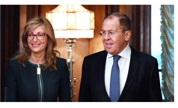 Руският външен министър Сергей Лавров отбеляза успехите в диалога между