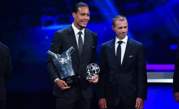 Седмина футболисти на Ливърпул са сред номинираните за носител на