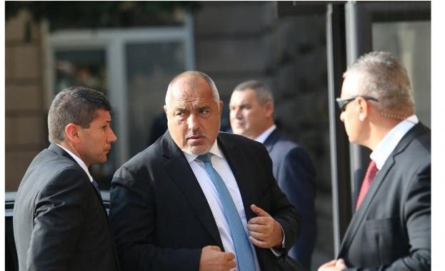 Премиерът Бойко Борисов присъства на откриването на нов производствен завод
