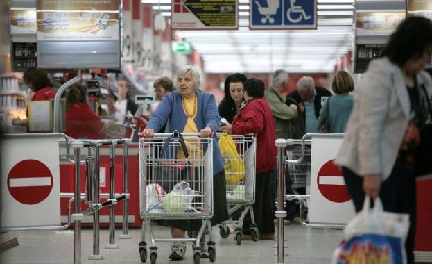 Поскъпването на храните и услугите, което се очертава да бъде