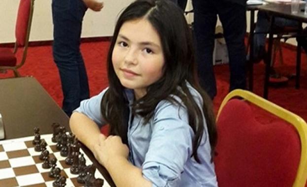 Престижното училищно първенство по шахмат, състояло се в Улцин, Черна