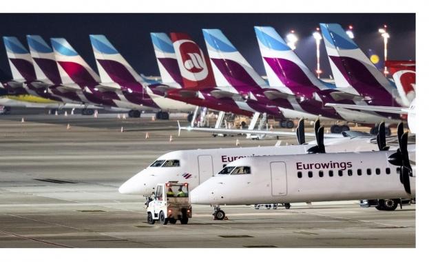 Снимка: Нискобюджетната Eurowings започва да лети от и до София