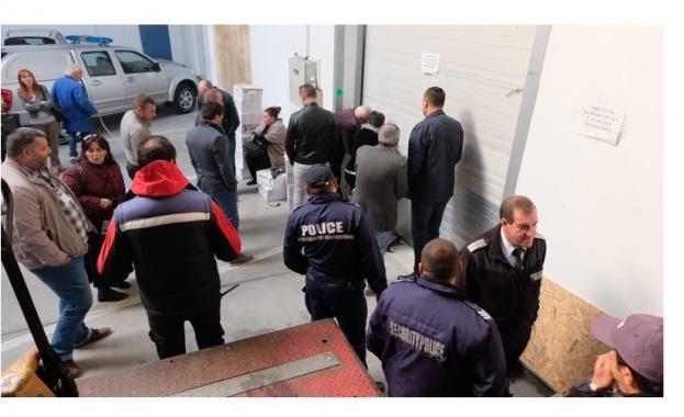 14 000 служители на МВР ще охраняват изборите