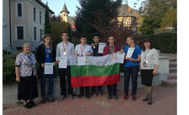 Шест медала за български ученици на Международната олимпиада по астрономия