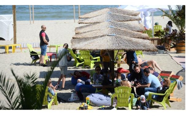 Снимка: Украинските туристи в България вече са повече от руските