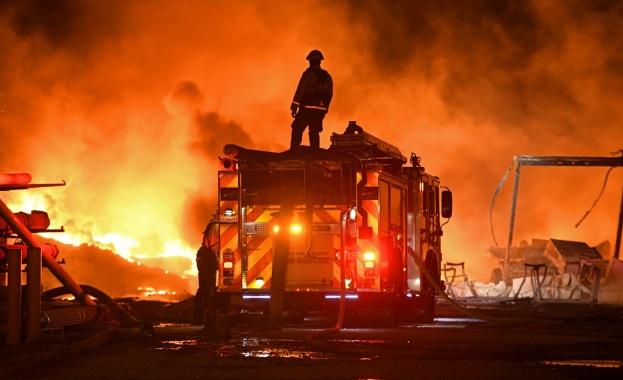 Потушен е най-големият пожар за годината в Калифорния
