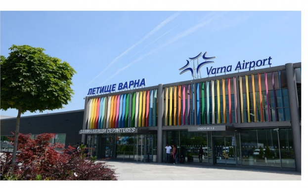 """Снимка: 5 нови директни връзки от летища """"Варна"""" тази зима"""
