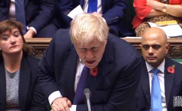 Британският премиер Борис Джонсън обеща по-ниска имиграция, ако спечели властта