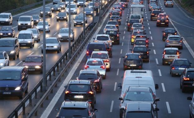 Пътна обстановка в област Варна - 9 ноември