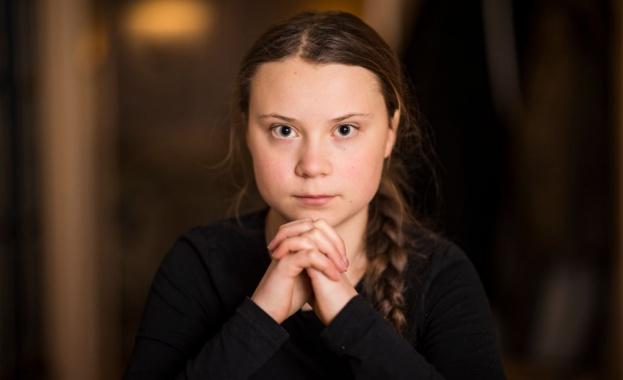 Шведската активистка по въпросите на климата Грета Тунберг вчера отказа