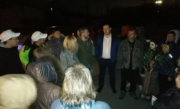 Владимир Петров: Зад арогантността на премиера към хората от Волуяк прозира страх