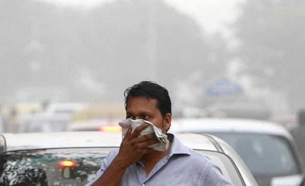Все повече хора използват маски срещу мръсния въздух. Те обаче