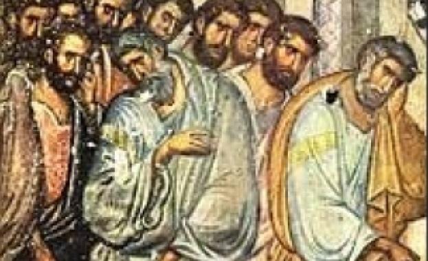 Св. апостоли Патров, Ерм, Лина, Гаий и Филолог